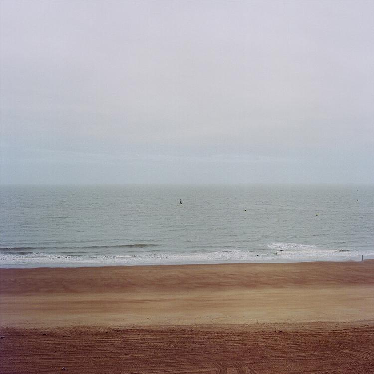 La mer en hiver