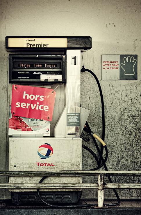 Diesel Premier Hors Service