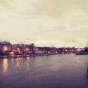 Paris au petit matin