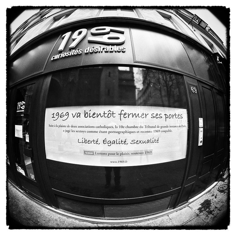1969 ferme ses portes