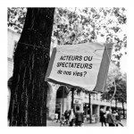 Manifestation : Soutien aux marches populaires – 21 Avril 2012