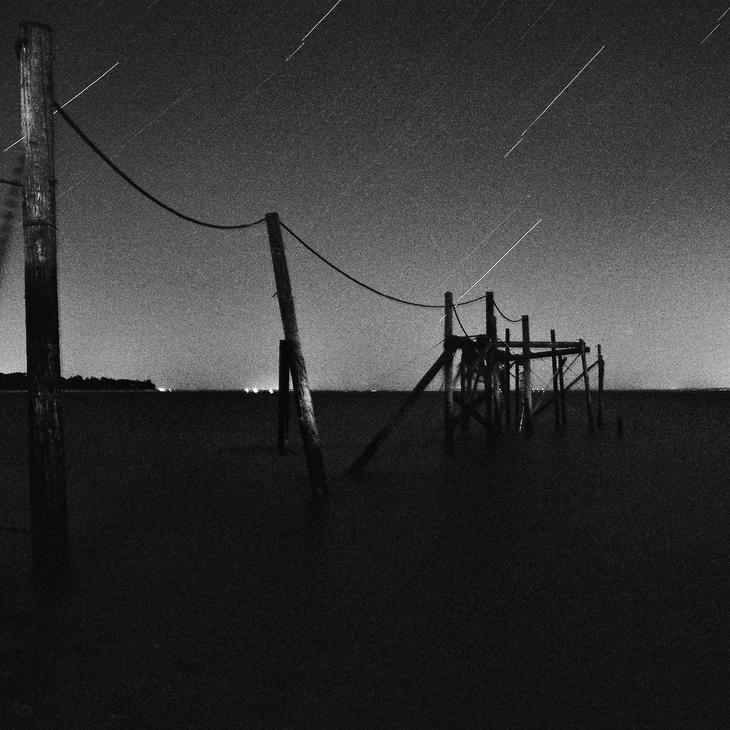La nuit au vieux carrelet