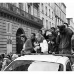 6 Mai 2012 – Second tour de l'élection présidentielle française –  De Solférino à Bastille