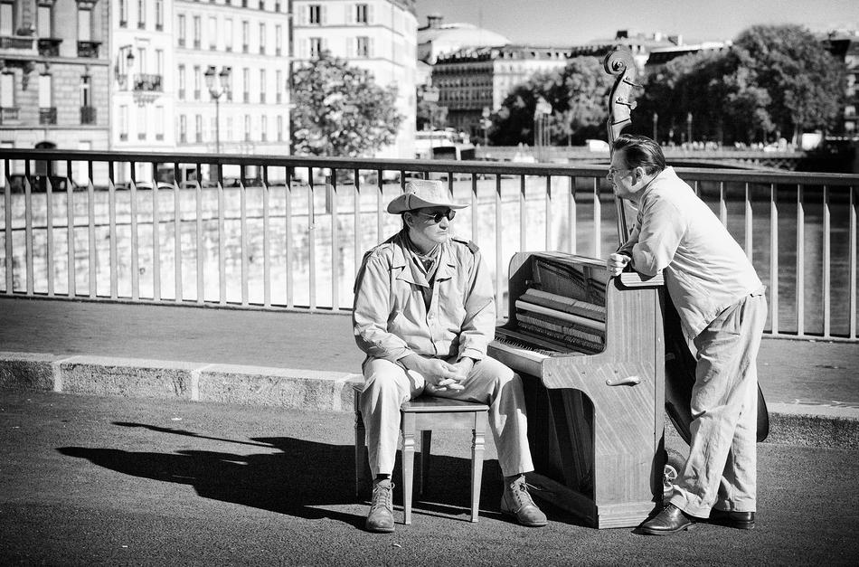 Duo avec piano