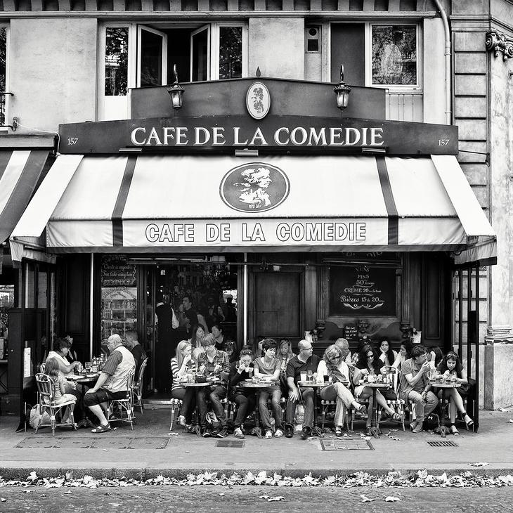 Café de la Comédie