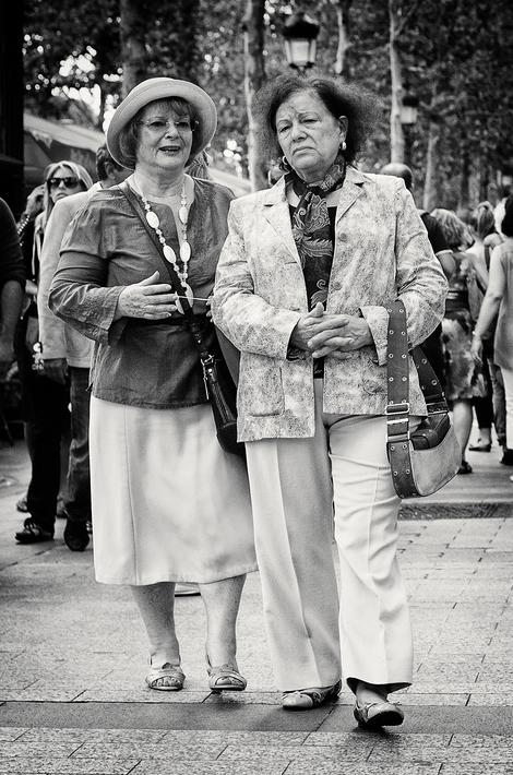 Mireille et Jacqueline