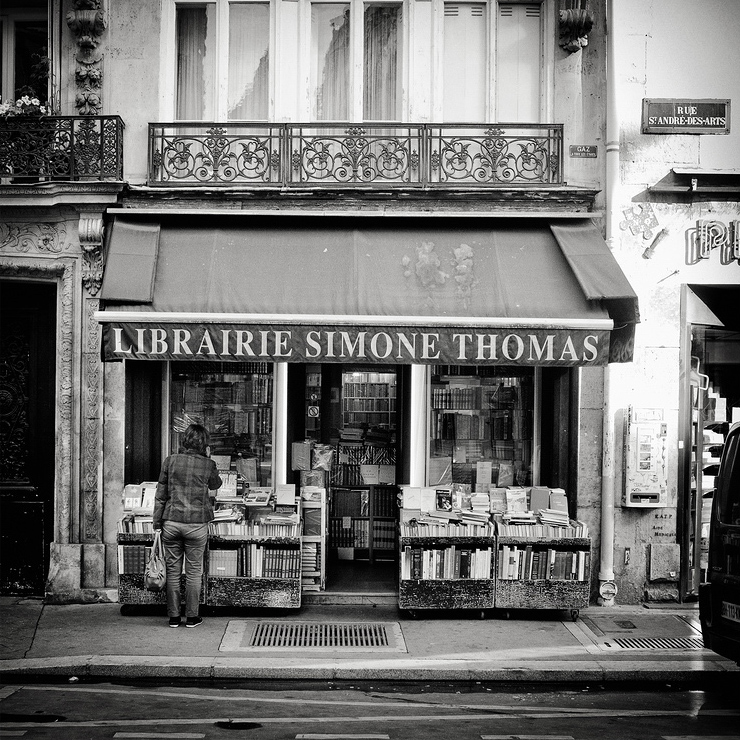 Librairie Simone Thomas