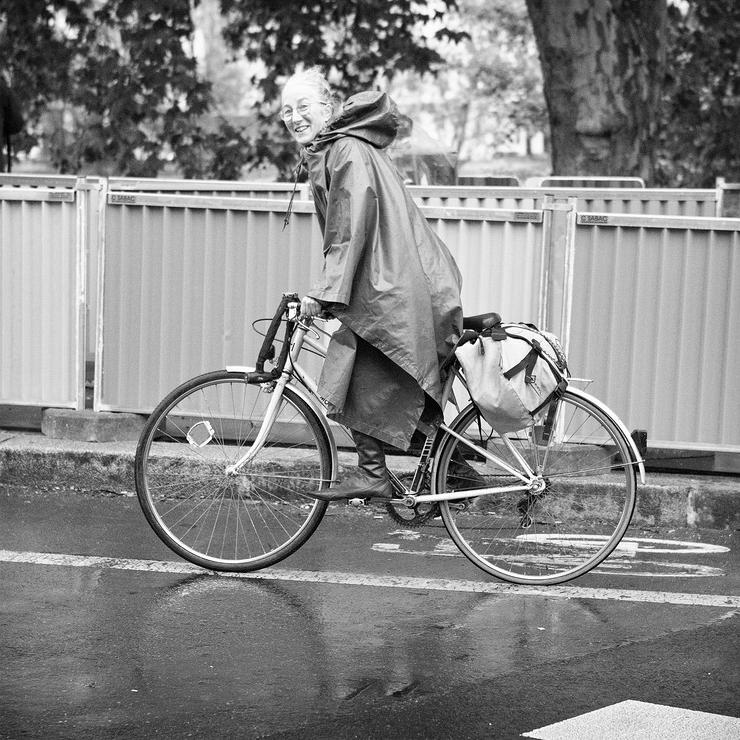 Comme il pleut sur la ville