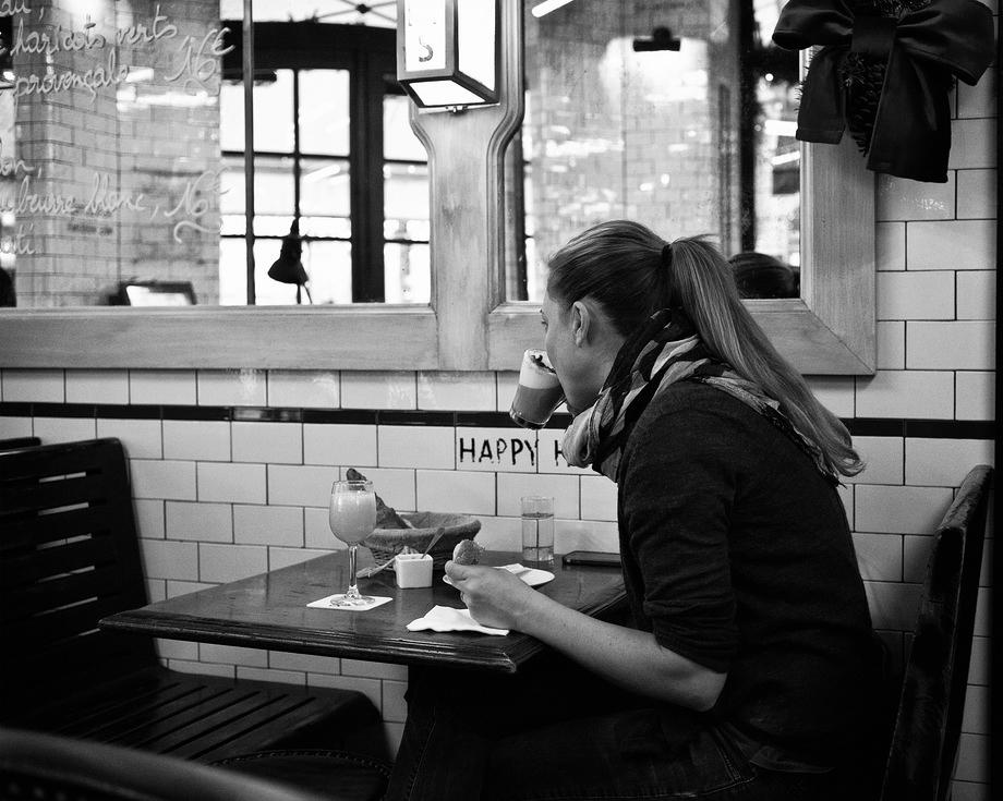 Petit déjeuner vu par Helder Vinagre