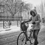 Un samedi sous la neige