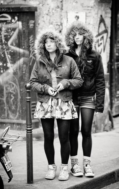 Mimétisme entre soeurs