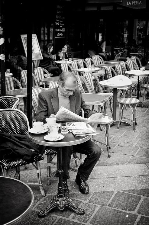 Café & Journal