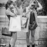 Après le shopping
