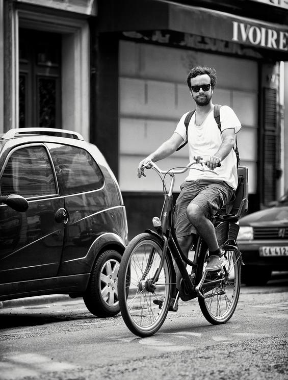 Cyclo Parisien