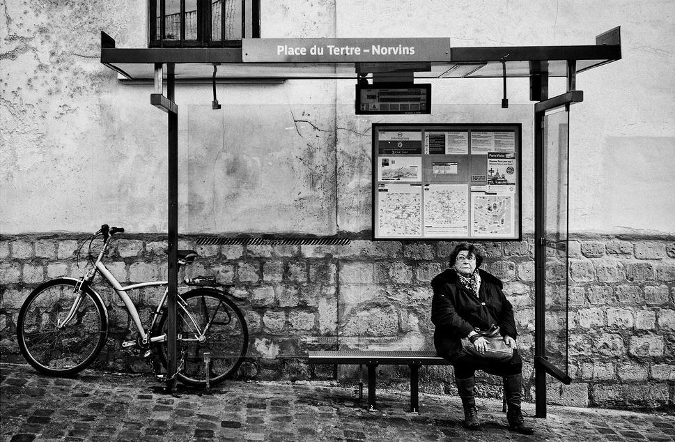 En attendant le montmartrobus