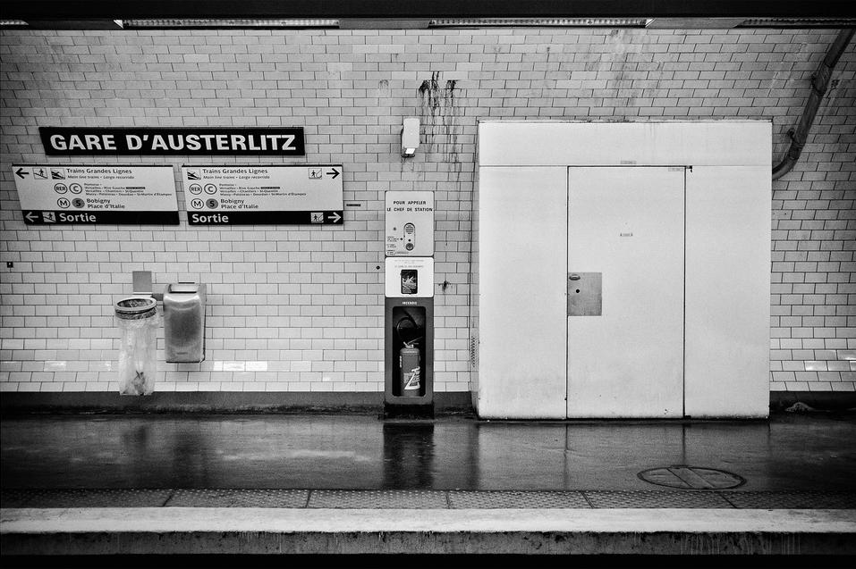 Austerlitz Underground