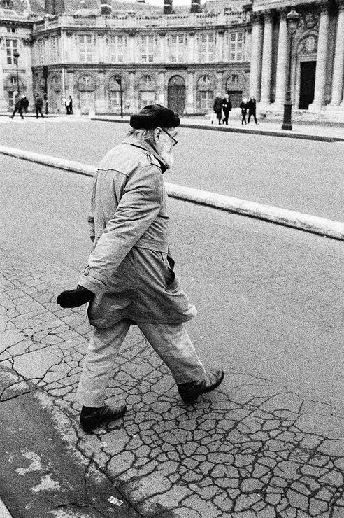 Traverser à la Parisienne