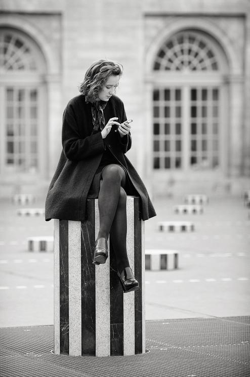 La parisienne connectée