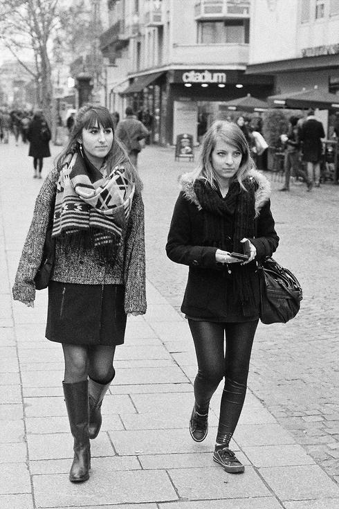 Françoise et Valérie