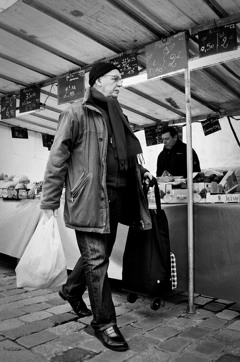 Le marché Baudoyer
