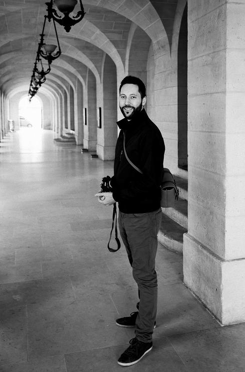 Un grand photographe