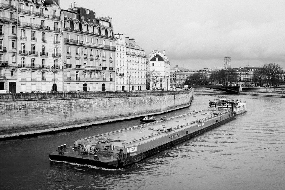 Pétrochimie sur Seine