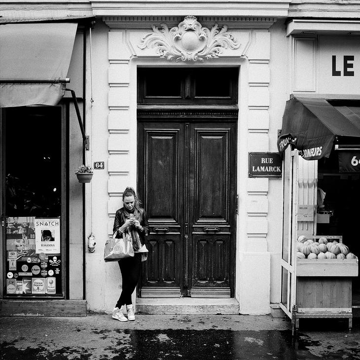 64 rue Lamarck