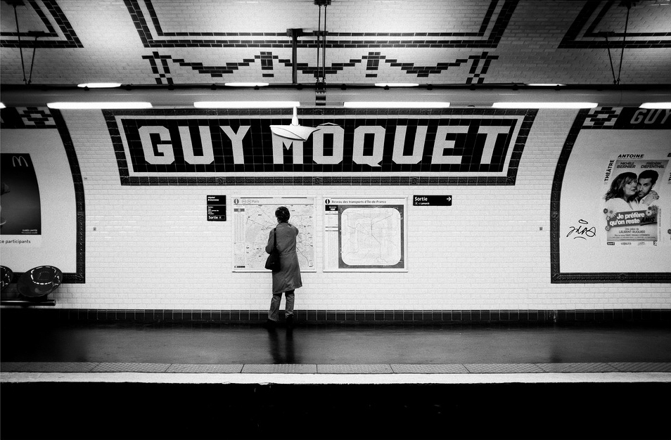 Station Guy Môquet