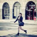 Courir après son bus