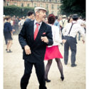 Flash Mob de la Place des Vosges