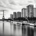 La tour Eiffel et Beaugrenelle