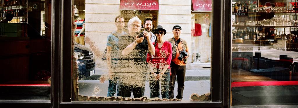 Xavier, Julie, Patrick et les autres...
