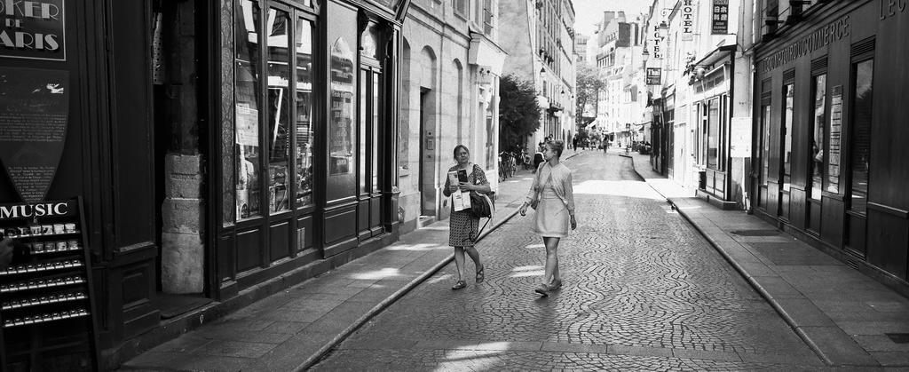 Paris pour les piétons