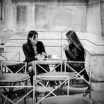 Café & cigarettes entre amies