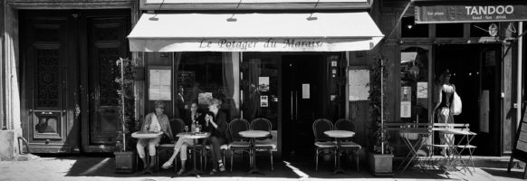 Le potager du Marais