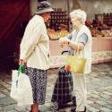 Conversation de fin de marché