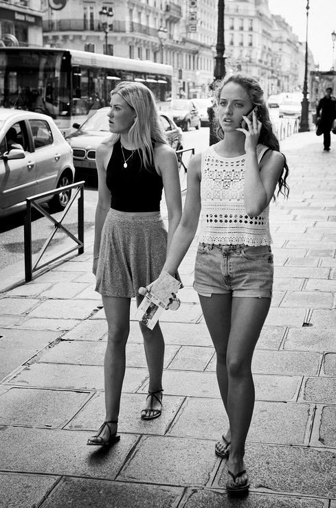 Nina & Manon