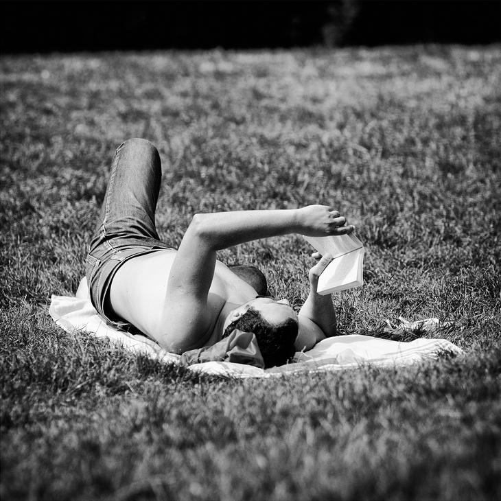 Lire au gré du vent et du soleil