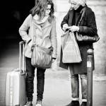 La maman, la fille & la valise