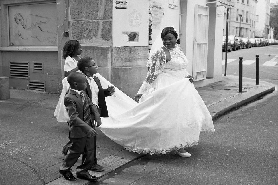 Le samedi, c'est jour de mariage