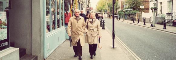 Un vieux couple