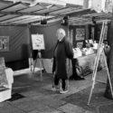 Le marché des artistes