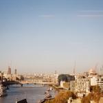 London Skyline from Tower Bridge