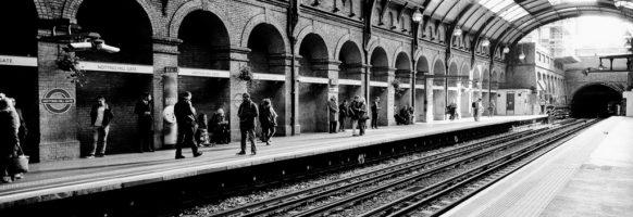 Notting Hill Gate Station