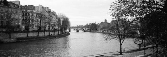La Seine & l'île Saint-Louis
