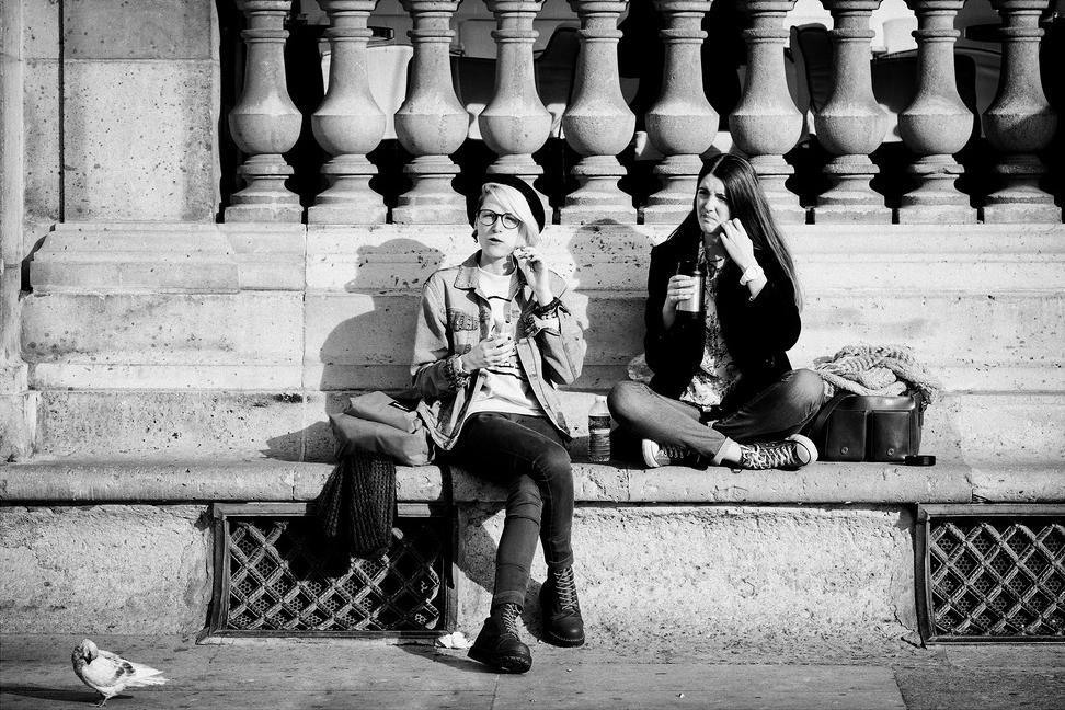 Juliette & Mélodie