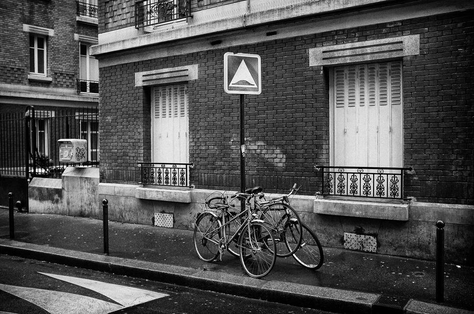 Trio de vélo