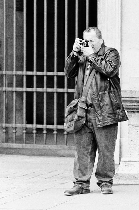 Le photographe reporter