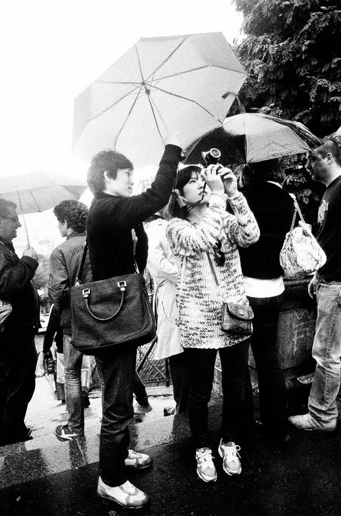 Ballet de parapluie