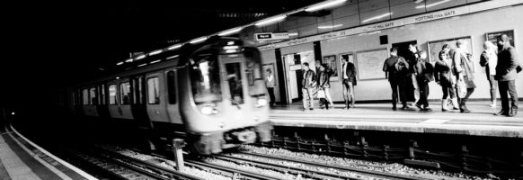 Notting Hill Tube